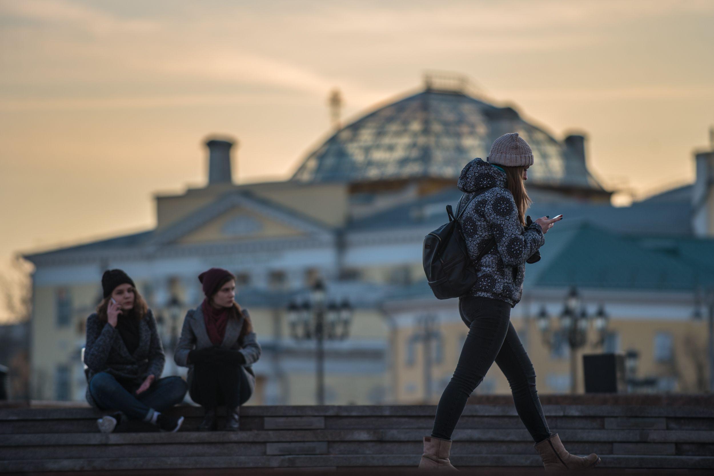 Москвичам пообещали легкий мороз в четверг