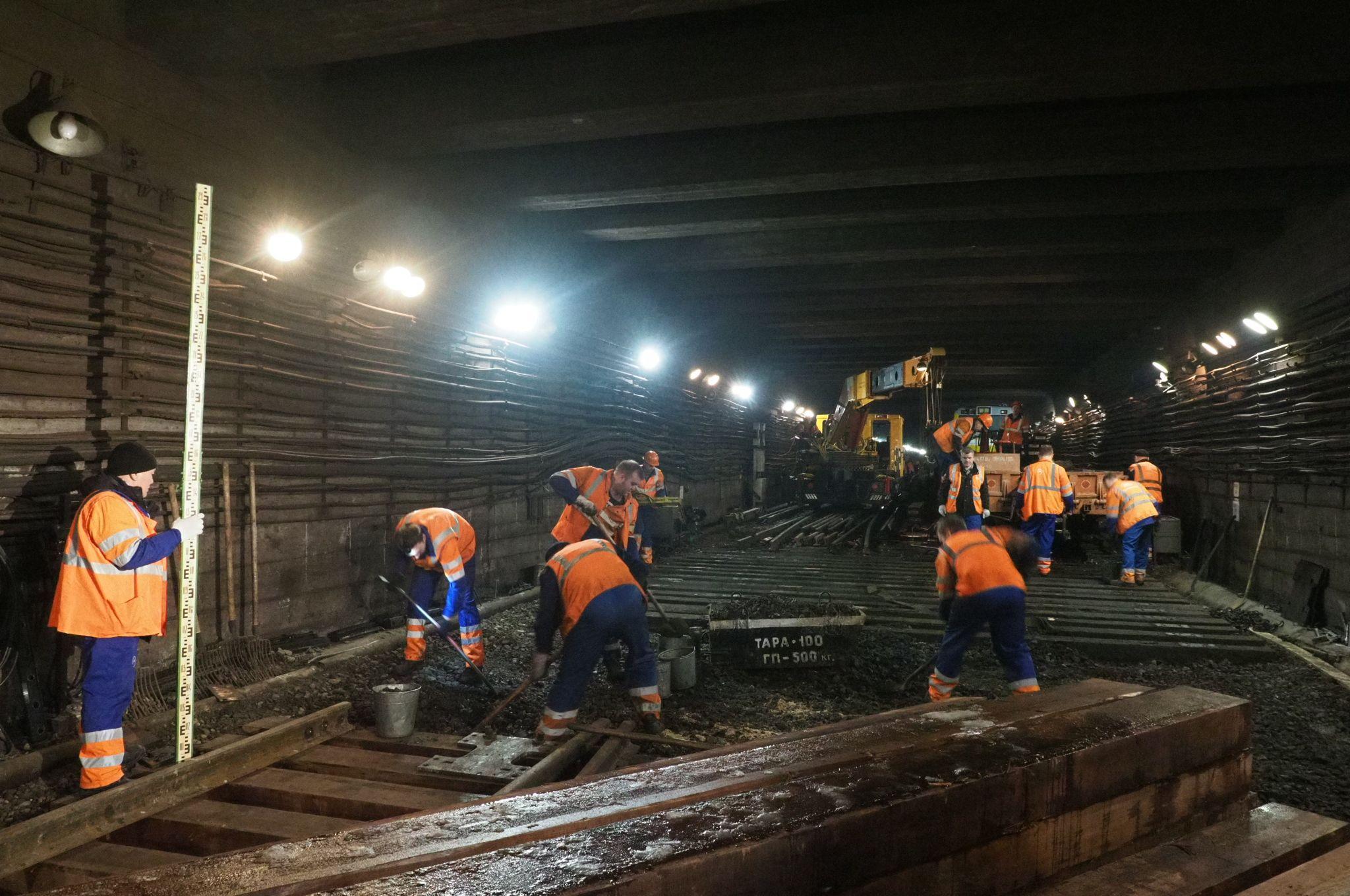 Арбатско-Покровскую линию метро продлят в Москве