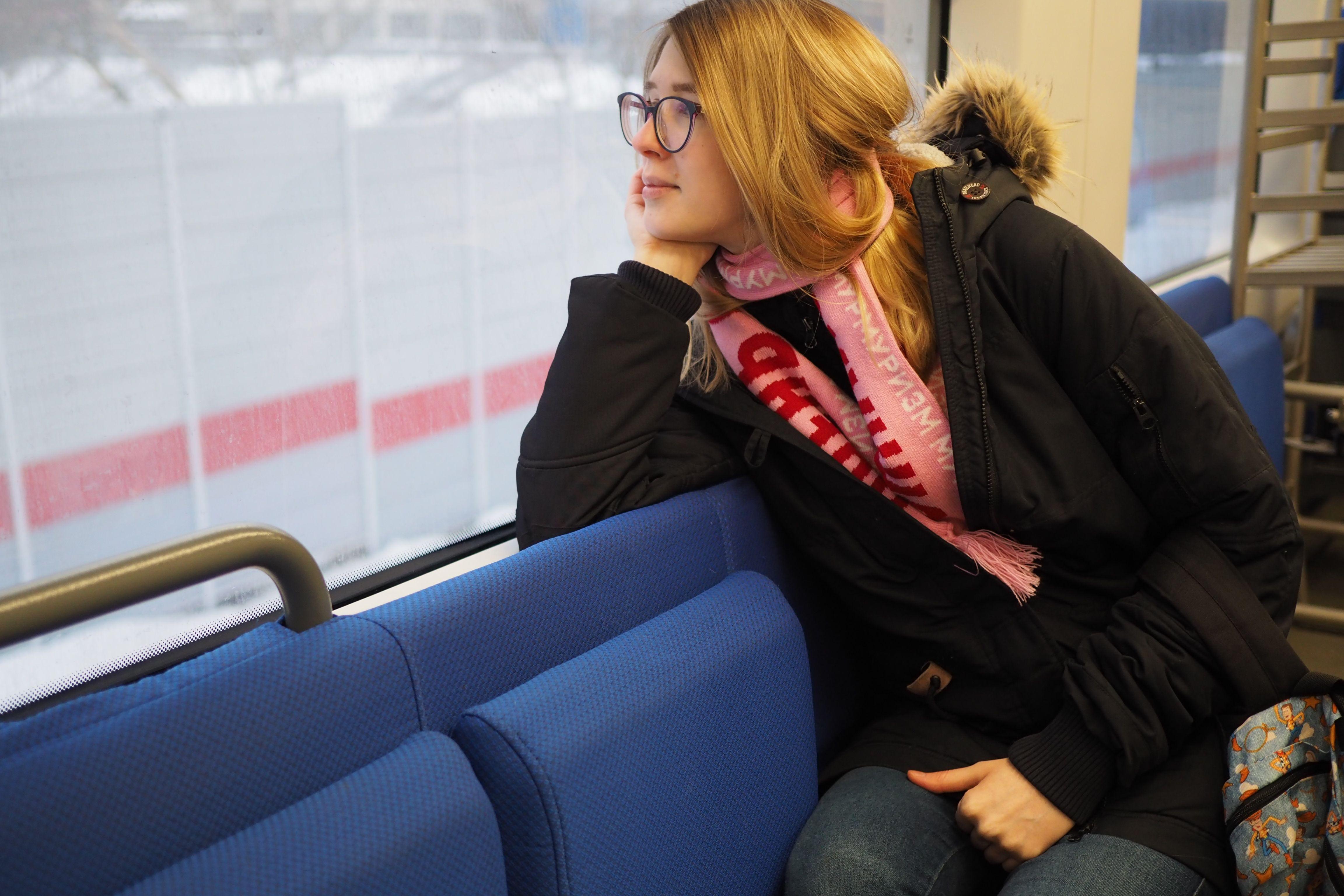 Трафик Московских центральных диаметров может превысить 90 миллионов человек. Фото: Элина Масимова, «Вечерняя Москва»