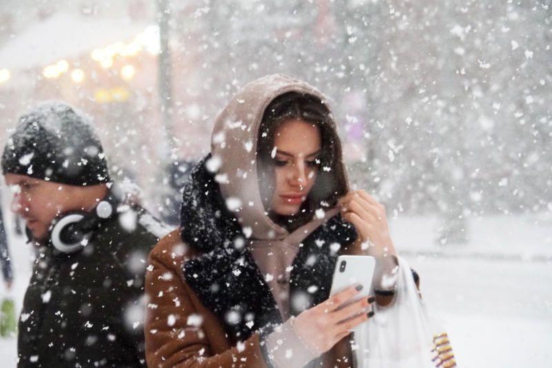 Синоптики Москвы пообещали снежную бурю на выходных
