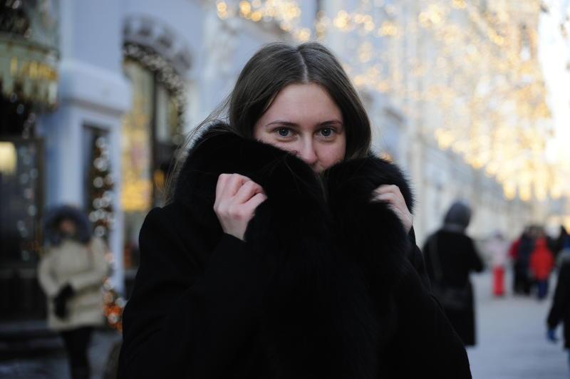 Москвичам пообещали 15-градусные морозы к 8 марта