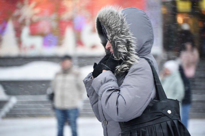 Порывистый ветер ожидается в Москве в среду