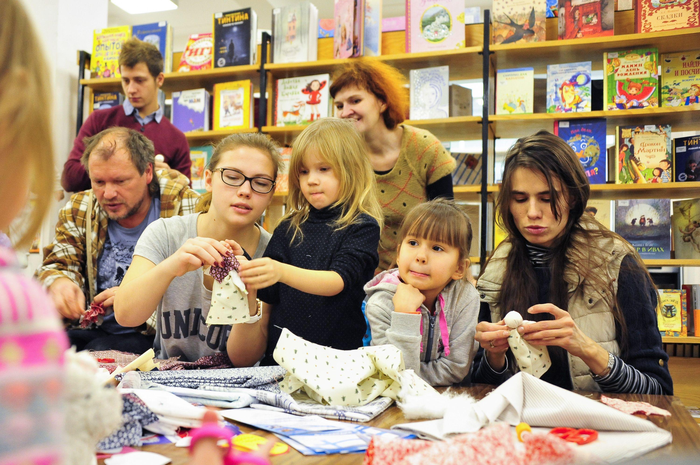 Создать игрушку своими руками можно в Московском. Фото: Никита Смирнов, «Вечерняя Москва»