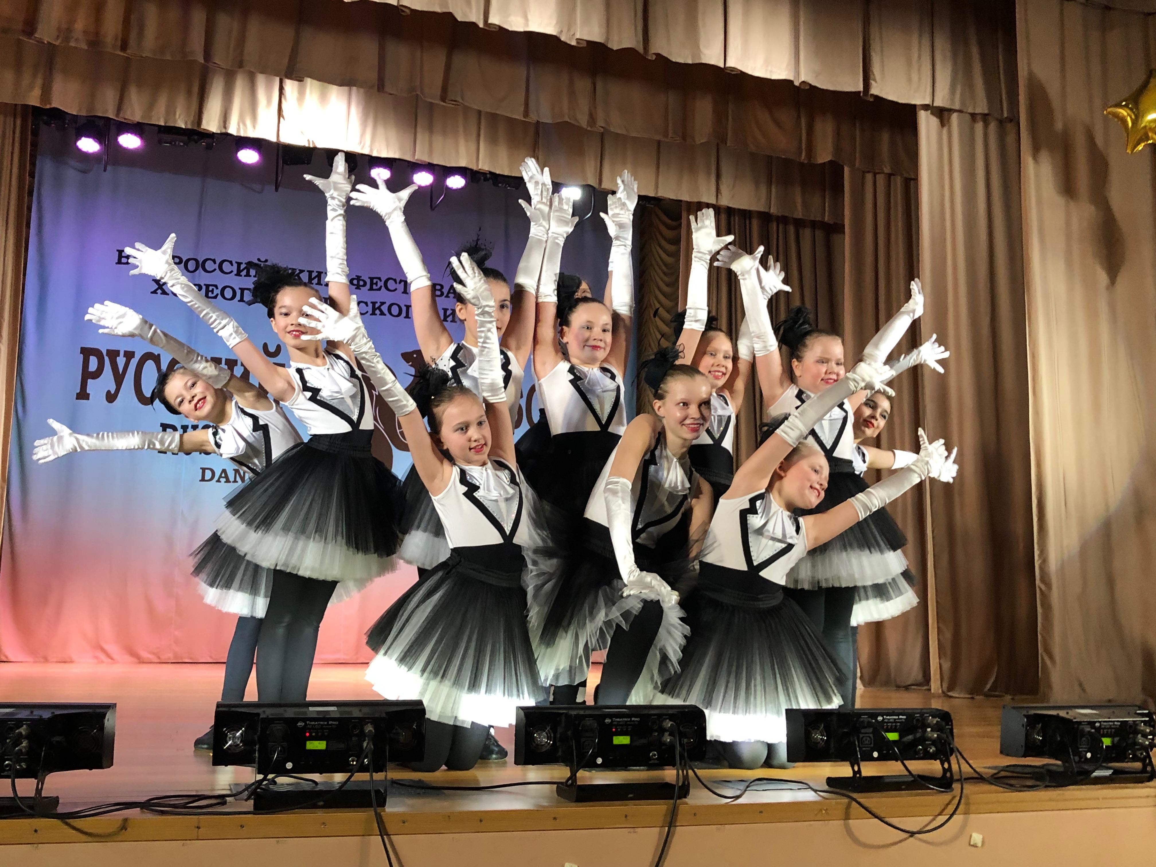 Столичные танцоры продемонстрировали свои таланты в Московском