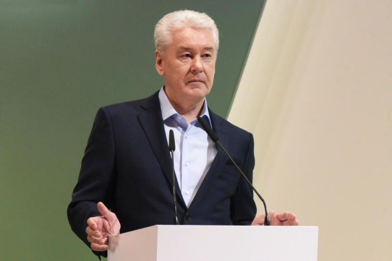Собянин отметил популярность новых онлайн услуг столичных поликлиник