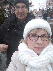Анатолий и Галина постоянно гуляют и занимаются спортом, укрепляя свое здоровье. Фото из личного архива