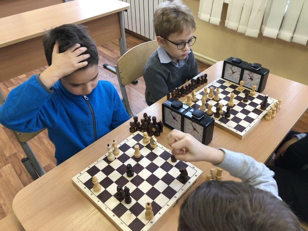Детский шахматный турнир проведут в Кокошкине