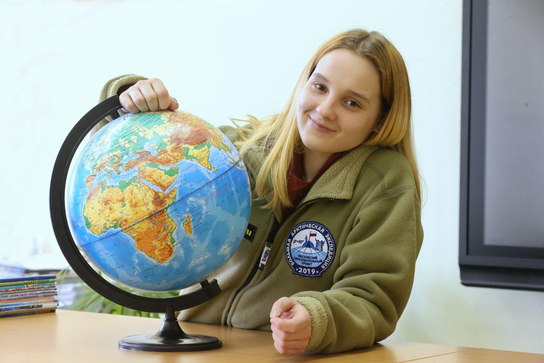 Преодолеть себя и просторы Арктики