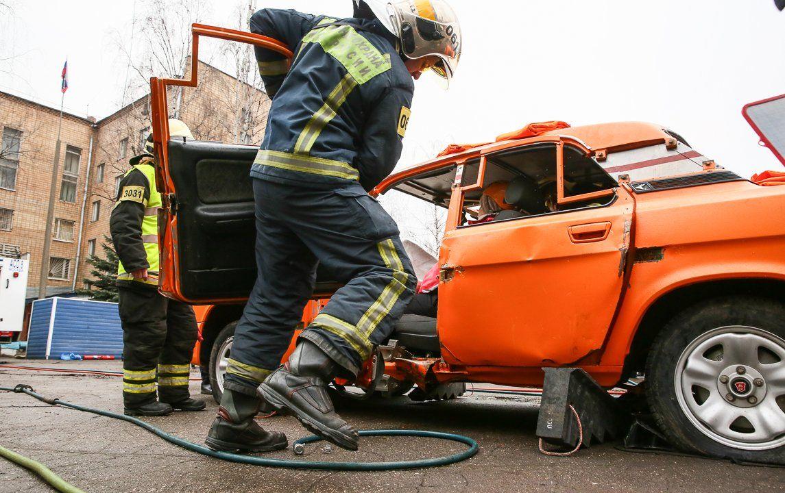 Пожарно-спасательный центр завоевал золото соревнований