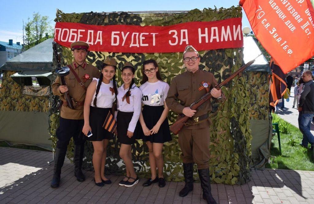 Праздничный концерт организуют в Первомайском. Фото предоставила Светлана Горовая