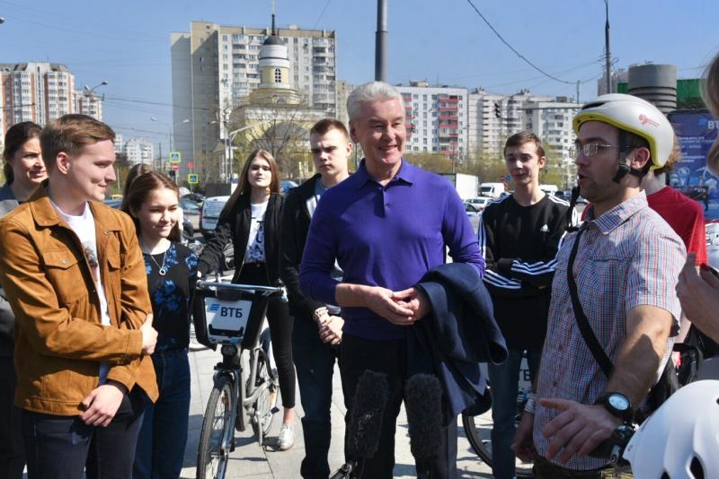 Собянин поддержал проект создания театрального квартала в Замоскворечье