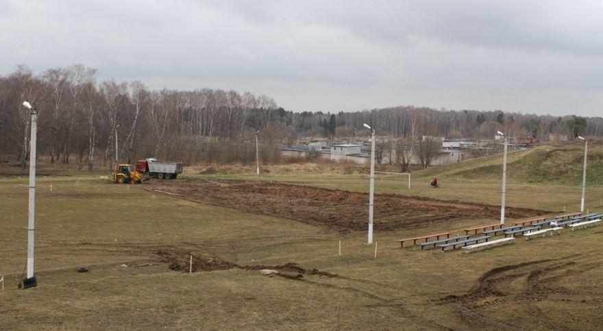 Спортивный парк обустроят в Десеновском