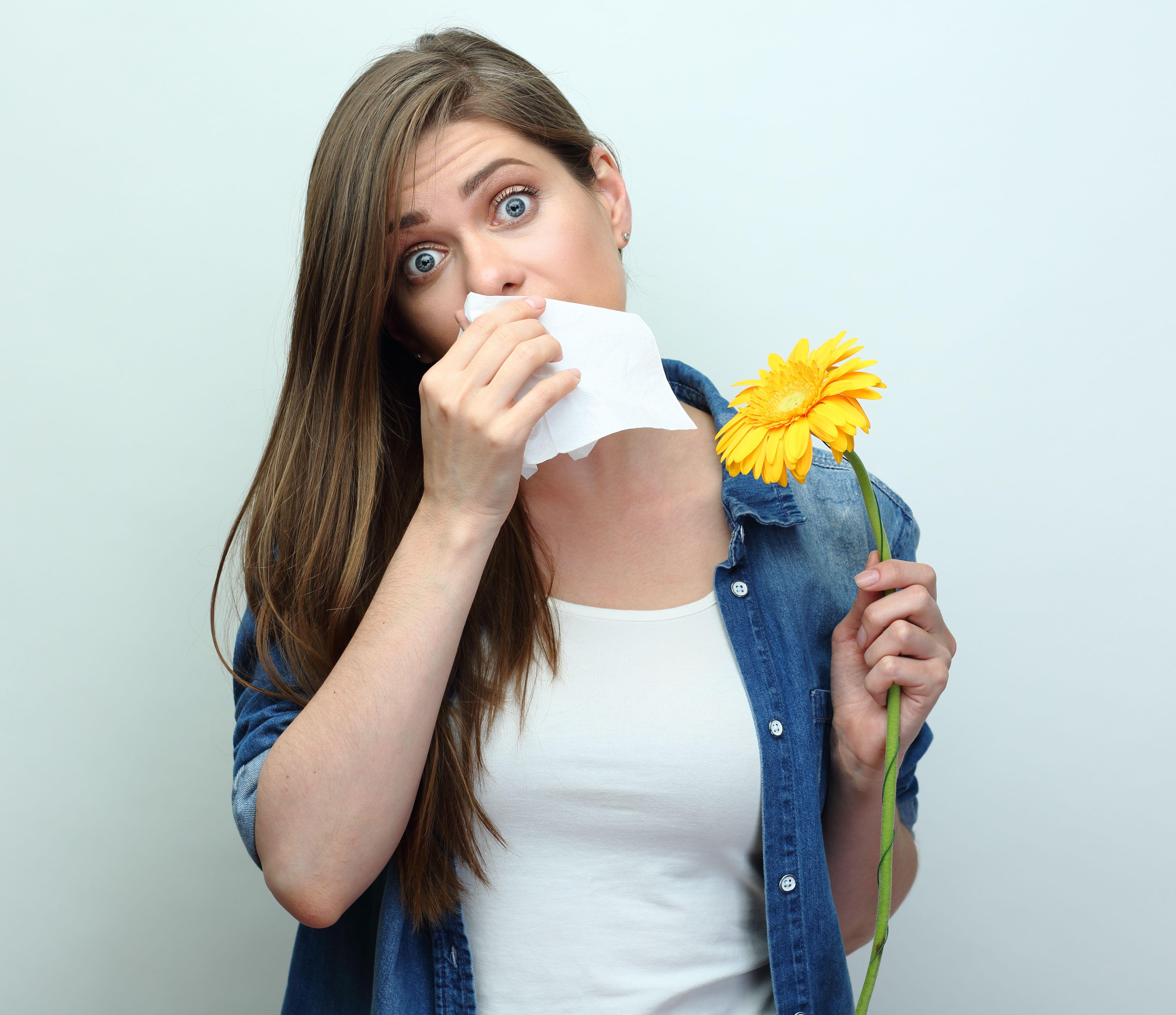 Не так страшна аллергия