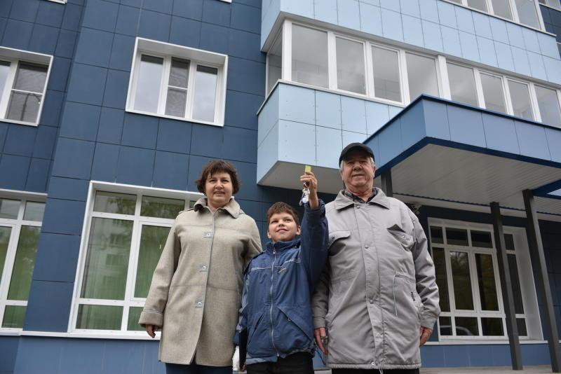 Жители обсудили шесть проектов планировки кварталов реновации