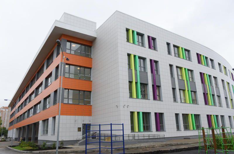 Пять районов Москвы получат новые школы благодаря программе реновации