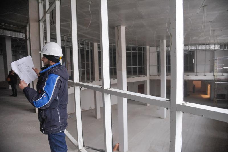 Проект застройки Метрогородка в ходе реновации учитывает просьбы жителей. Фото: архив