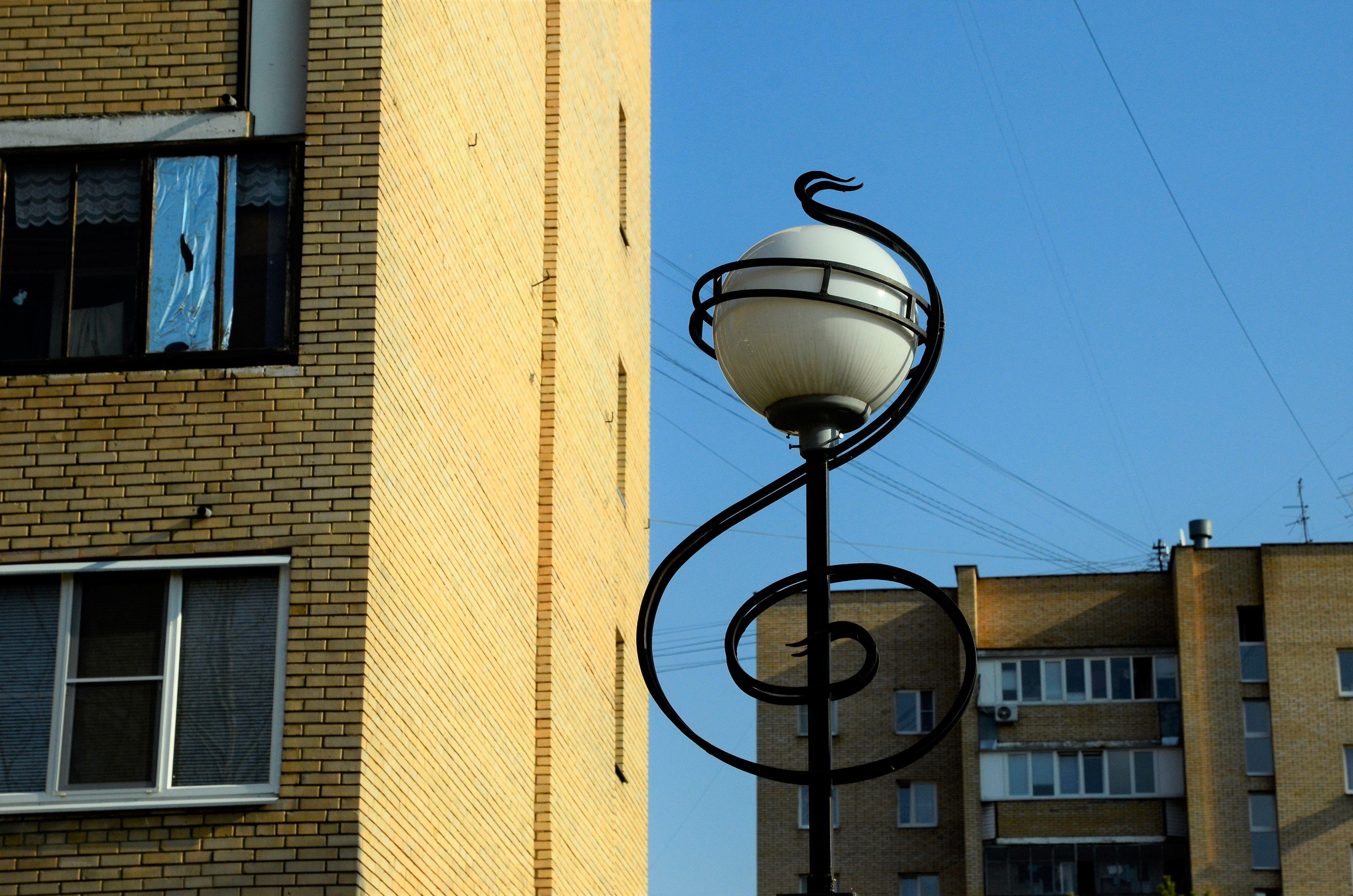 Новые опоры освещения установят в Первомайском. Фото: Анна Быкова