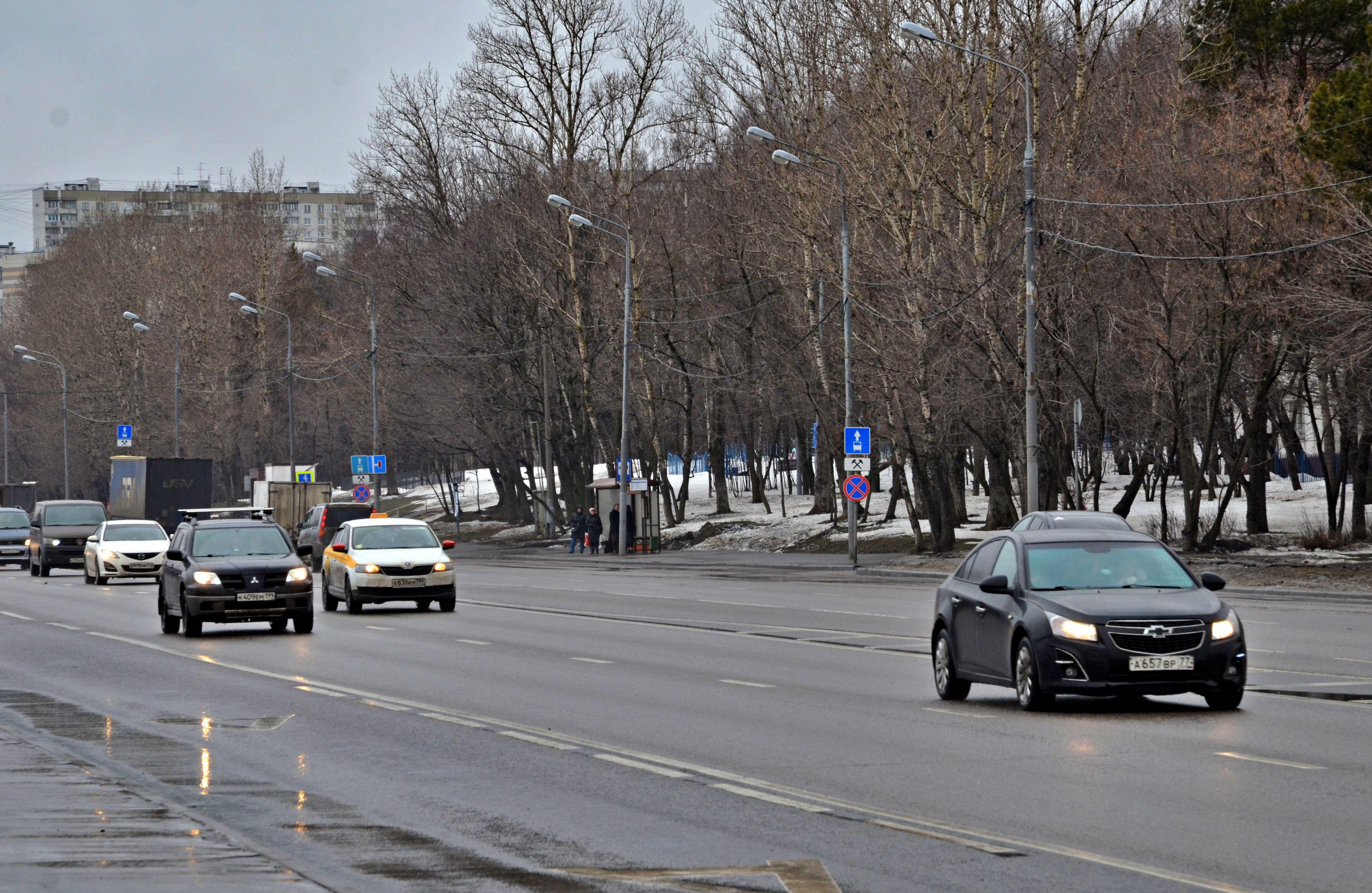 Более 170 километров трасс проложили в Новой Москве с 2012 года