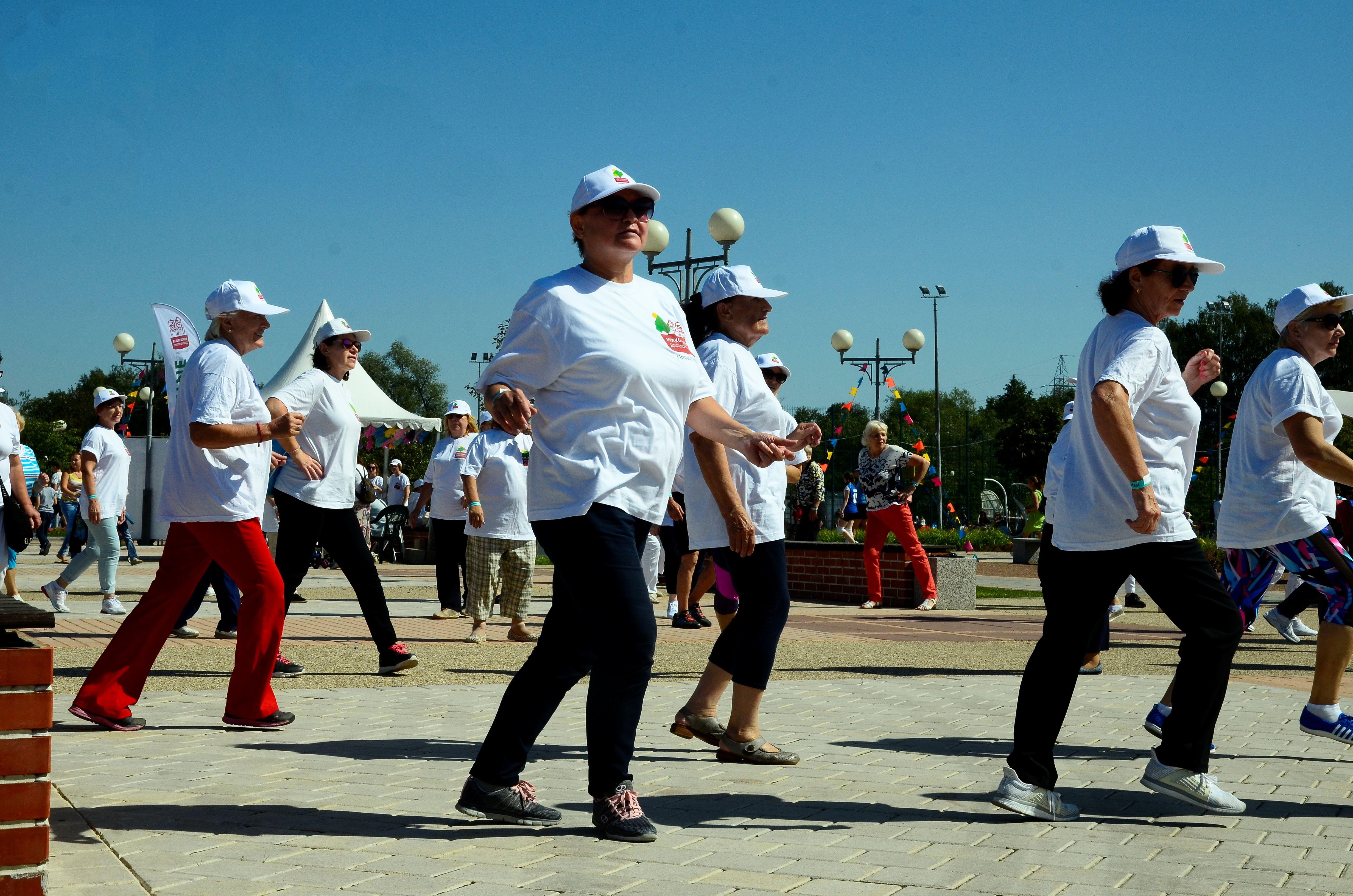 Жители Мосрентгена поучаствуют в соревнованиях по комбинированной эстафете