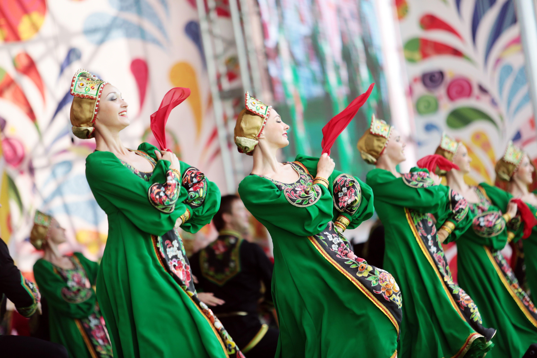 Активным москвичам предложили составить программу фестиваля «Русское поле»