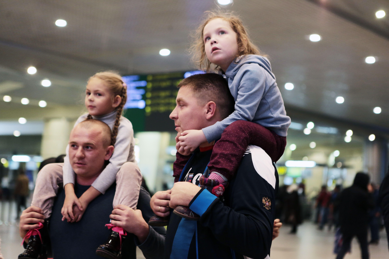 Аэропорт Шереметьево получит новые площадки для детей