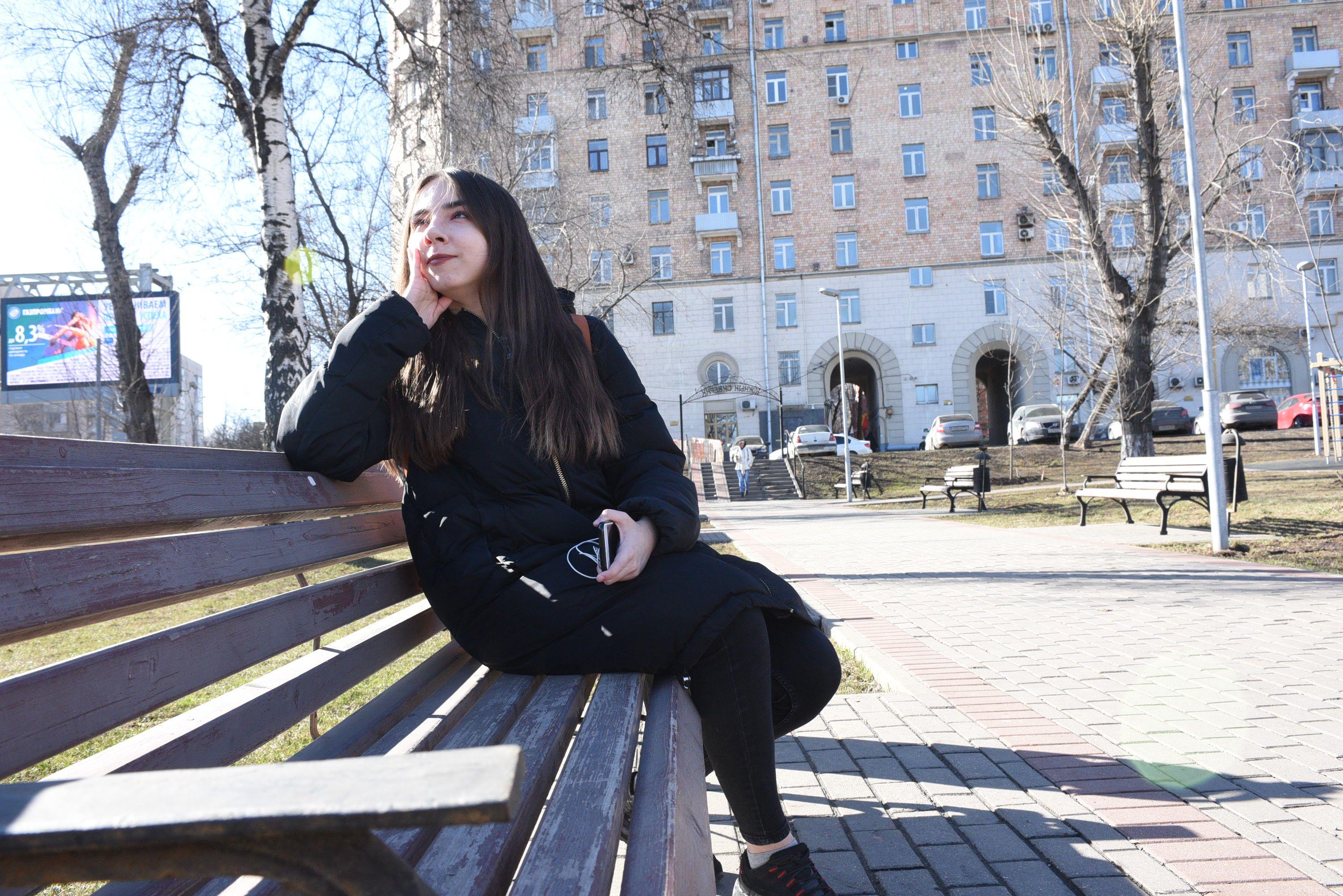 Москву ждет теплый четверг