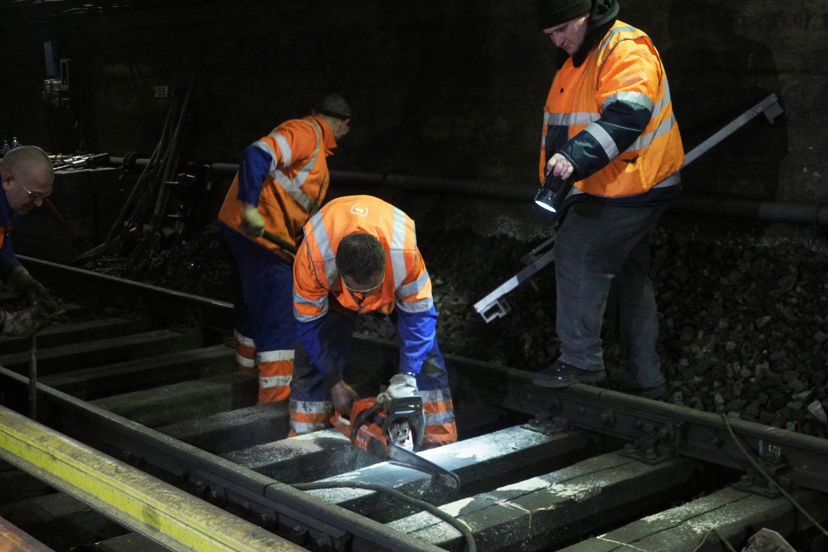 Строительство Коммунаркой линии метро начнут в 2019 году. Фото: Антон Гердо, «Вечерняя Москва»