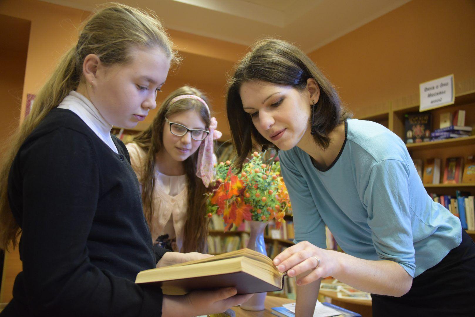 Школьники из Воскресенского обсудили проблемы здоровья. Фото: архив, «Вечерняя Москва»