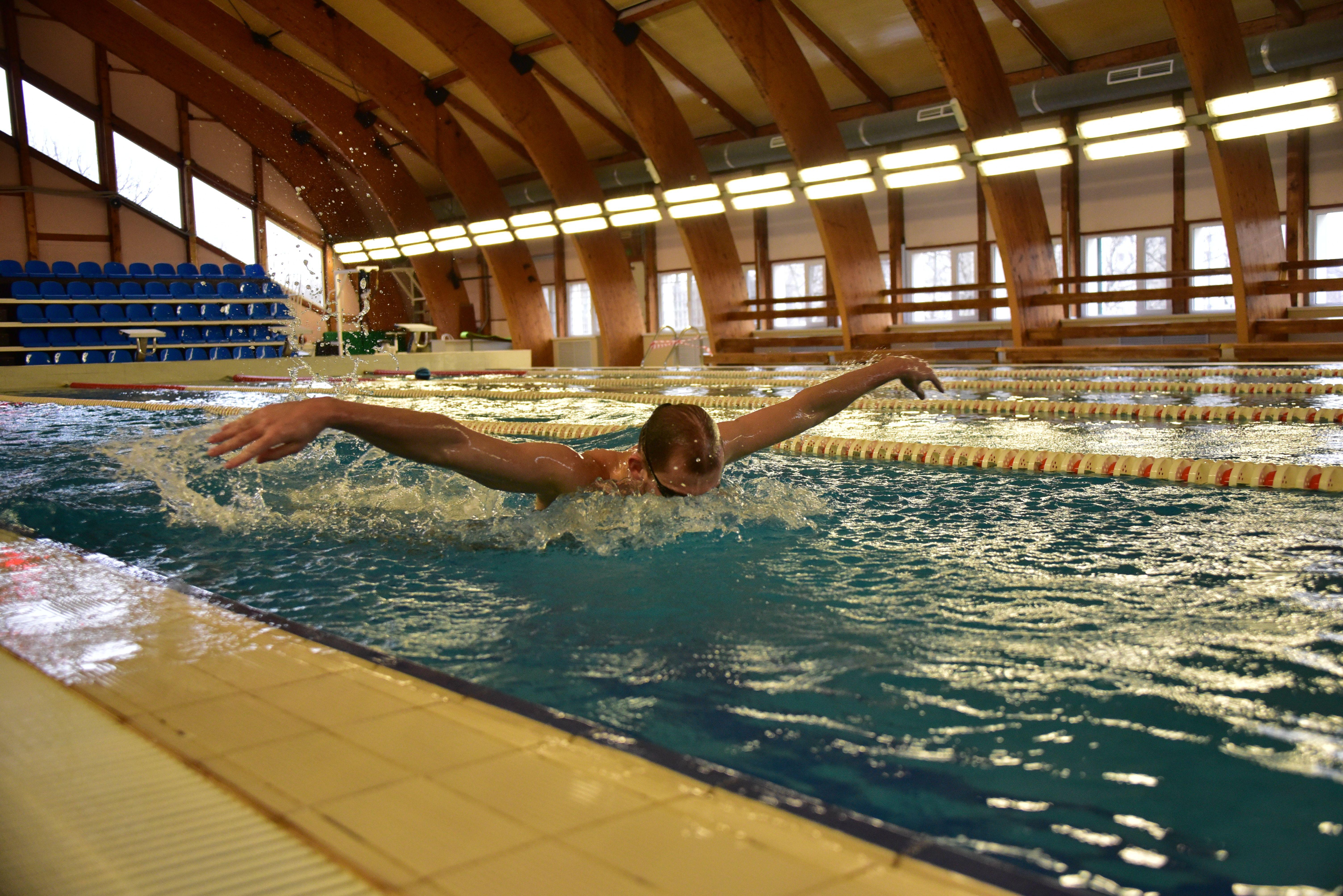 Ребята из Мосрентгена поучаствуют в соревнованиях по плаванию