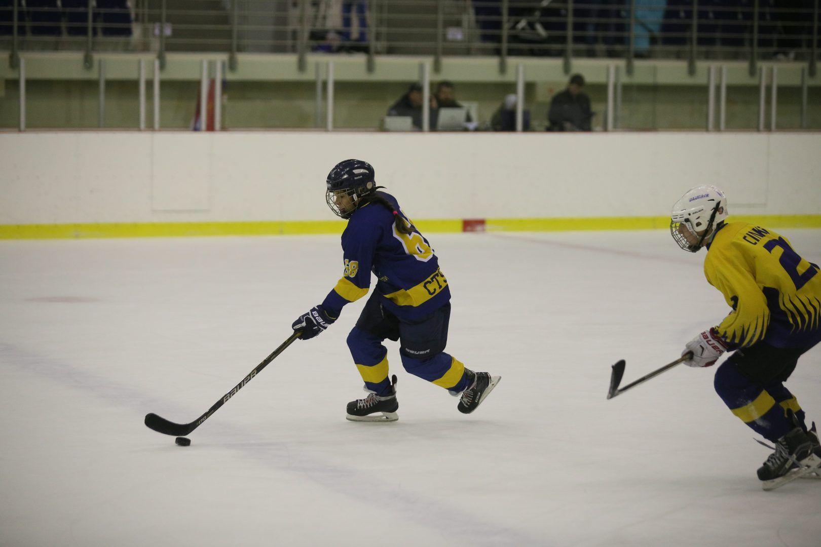 Юные хоккеисты поучаствуют в турнире. Фото: Антон Гердо, «Вечерняя Москва»