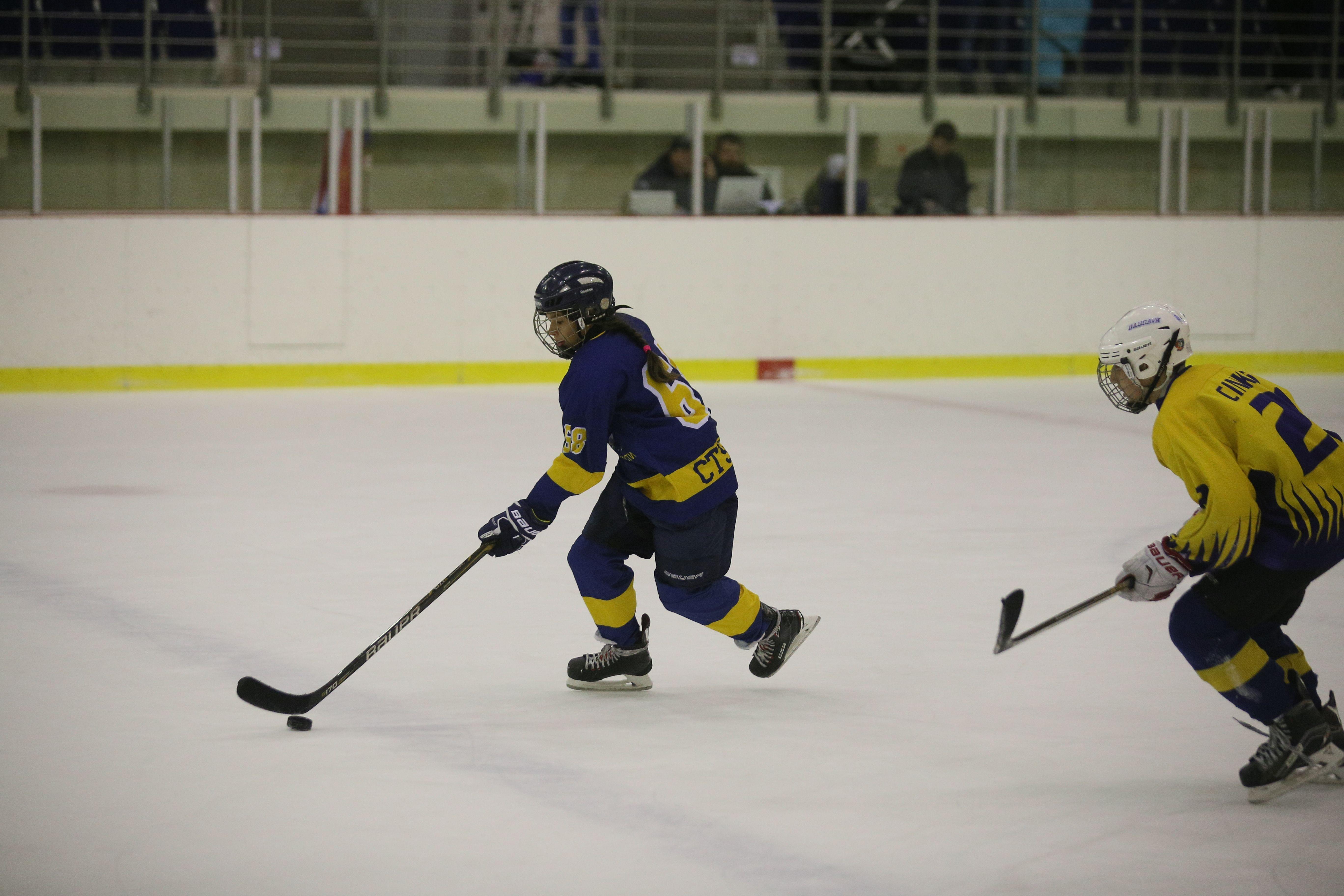 Юные хоккеисты поучаствуют в турнире
