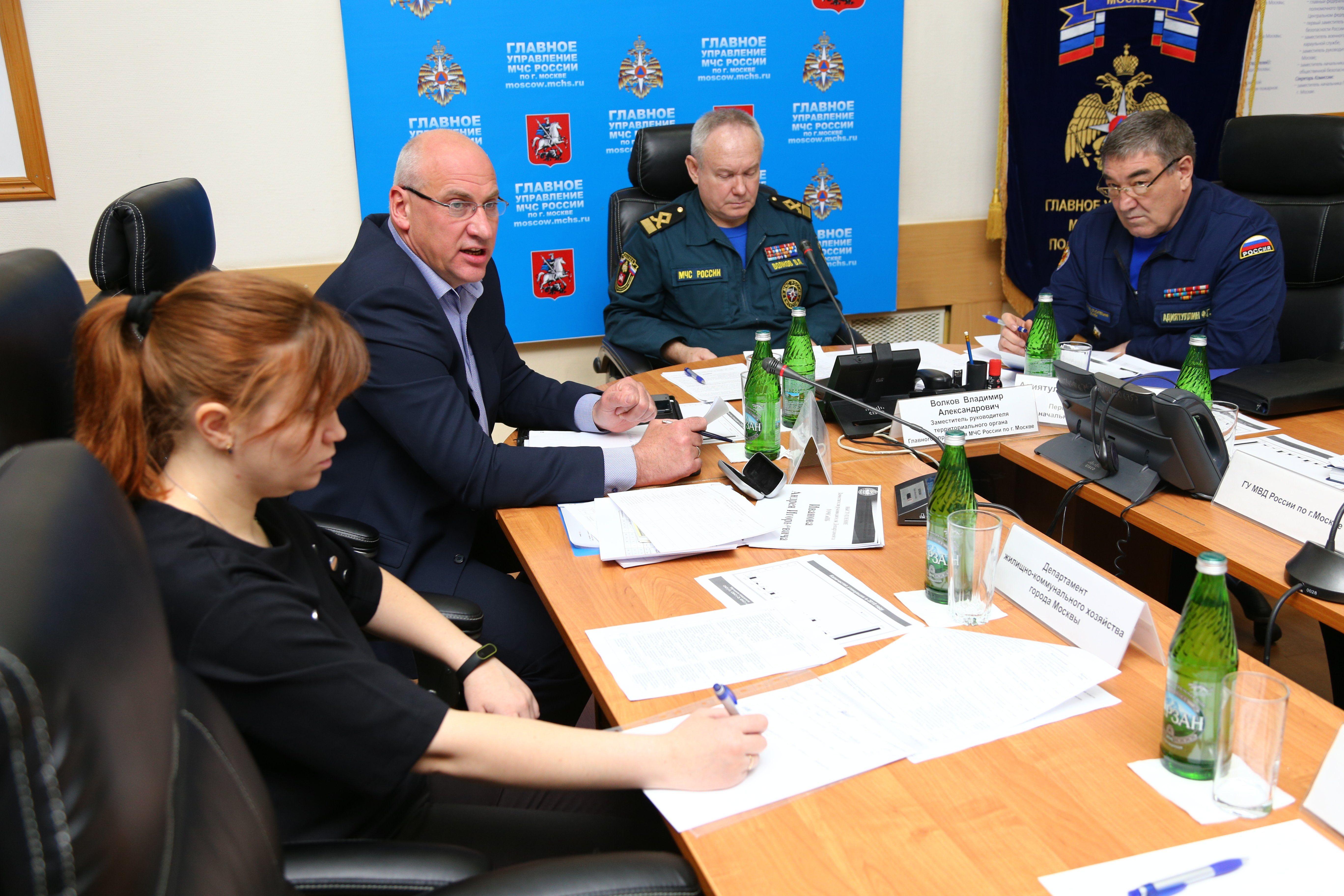 В Москве началась подготовка зон отдыха к летнему сезону