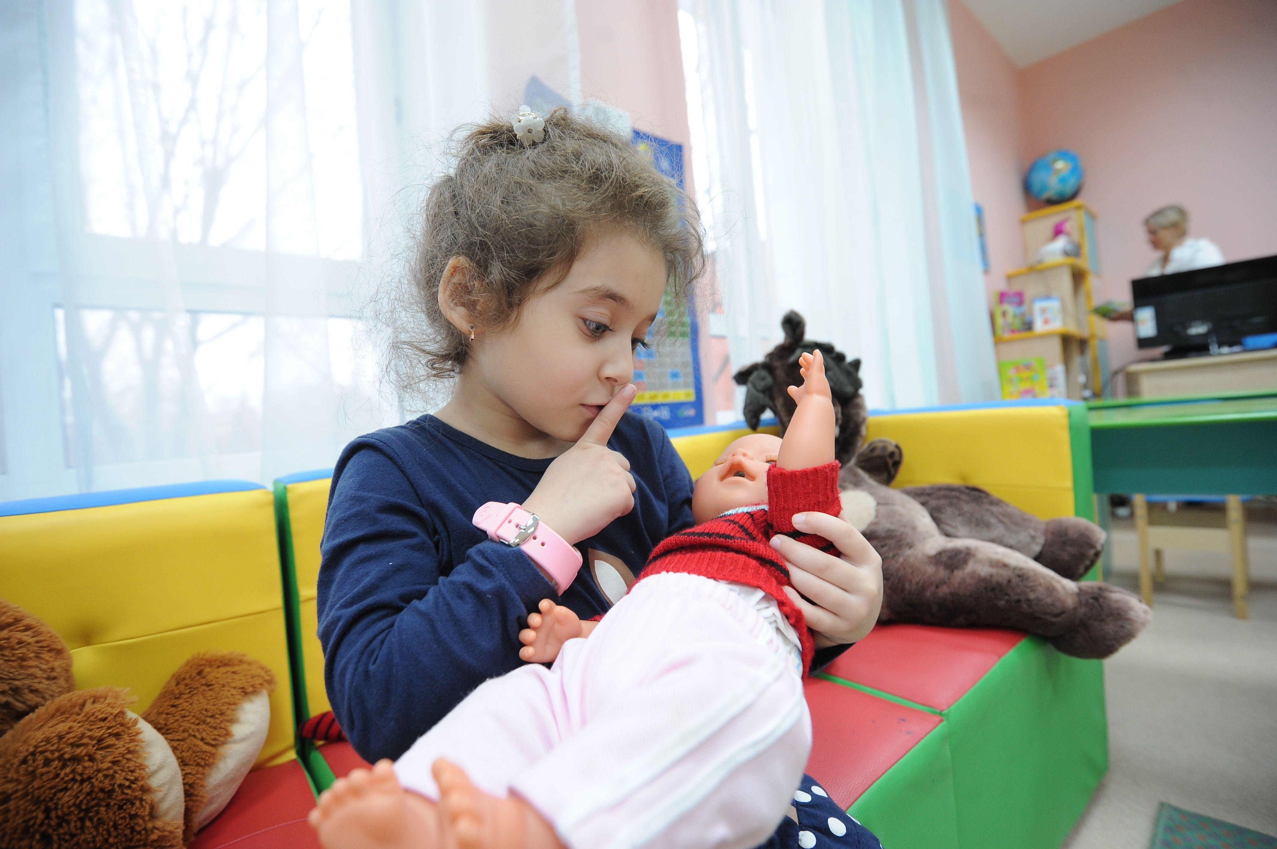 Власти создадут более трех тысяч мест в детских садах Новой Москвы
