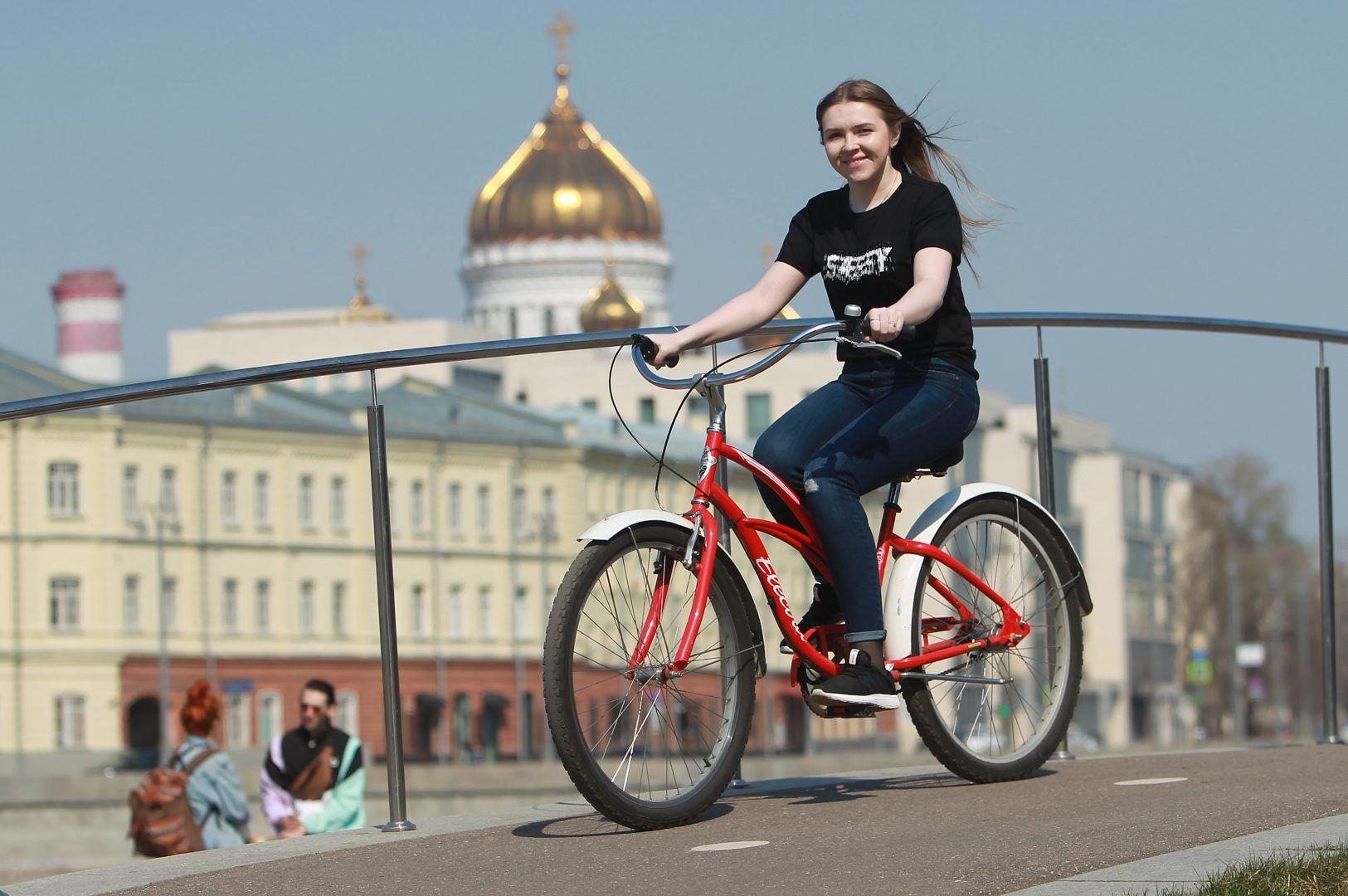 Велосипедисты получат обновленные парковки. Фото:Наталия Нечаева