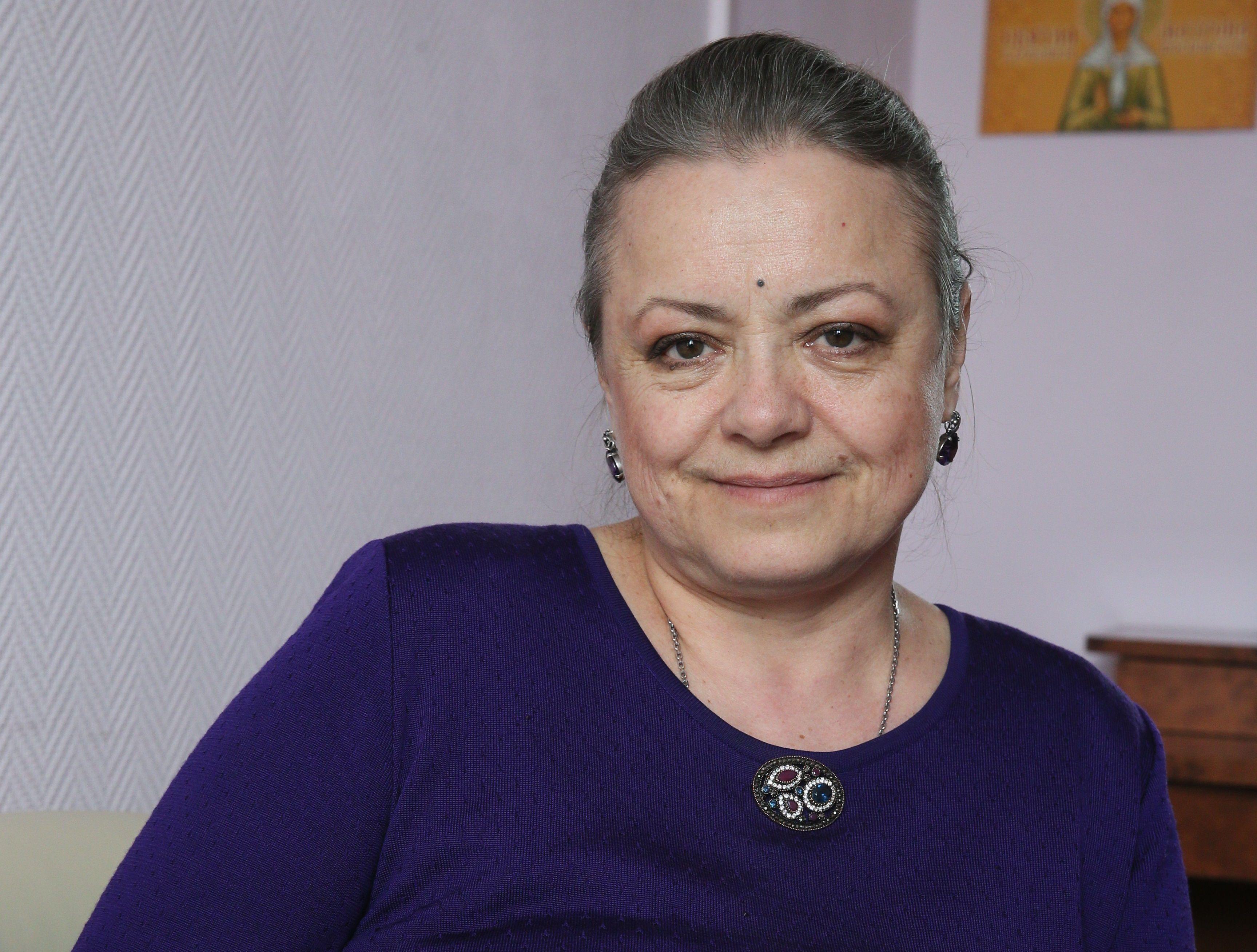 Елена Цыплакова спорит со Станиславским