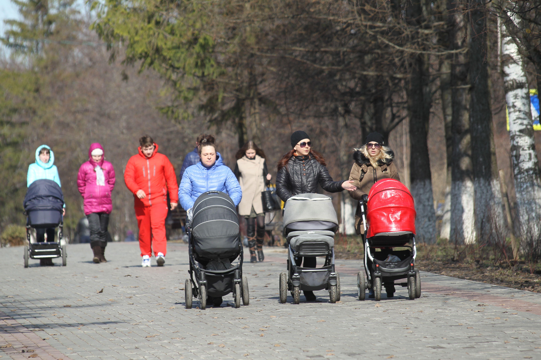 Теплый четверг пообещали москвичам