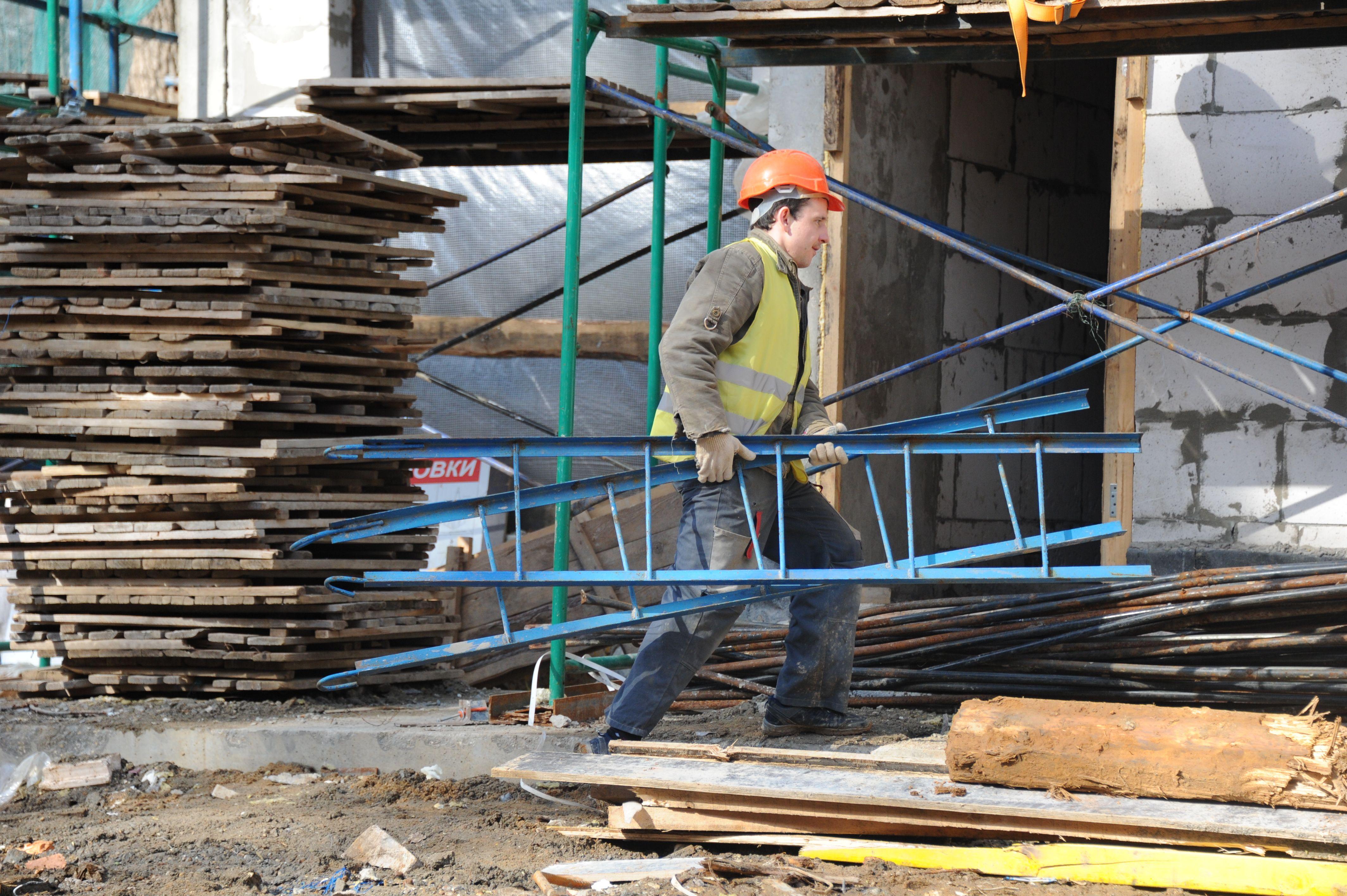 Более пяти миллионов квадратных метров жилья построят в Новой Москве
