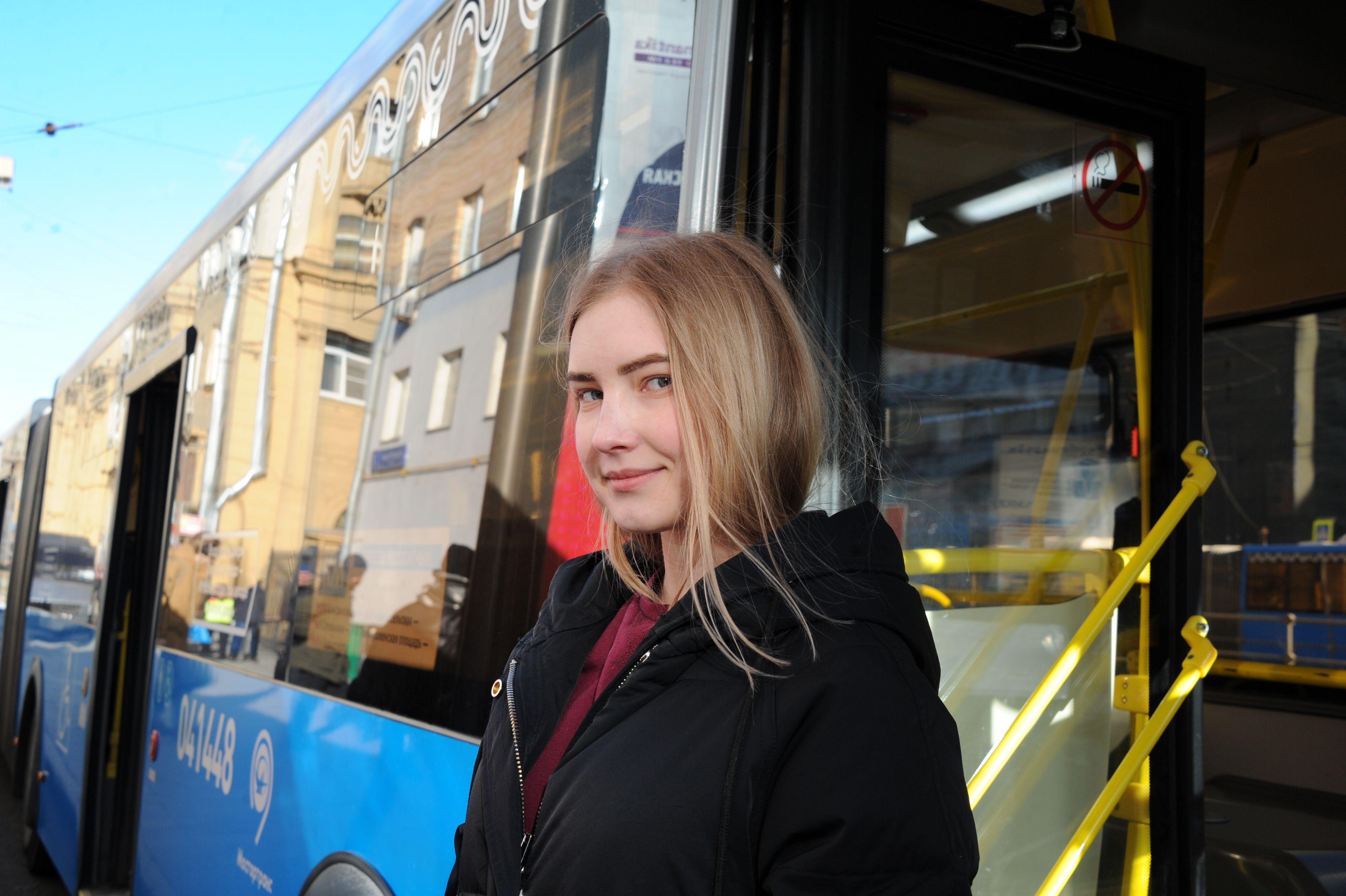 Пассажиропоток 13 автобусных маршрутов в Новой Москве достиг миллиона