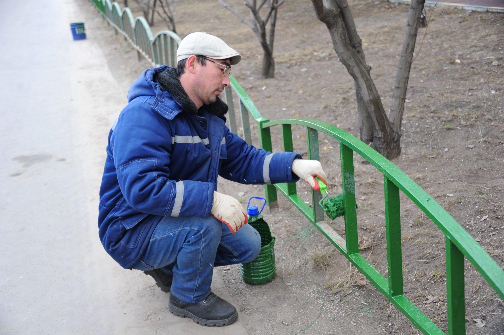 Месячник по благоустройству стартовал в столице. Фото: Светлана Колоскова, «Вечерняя Москва»