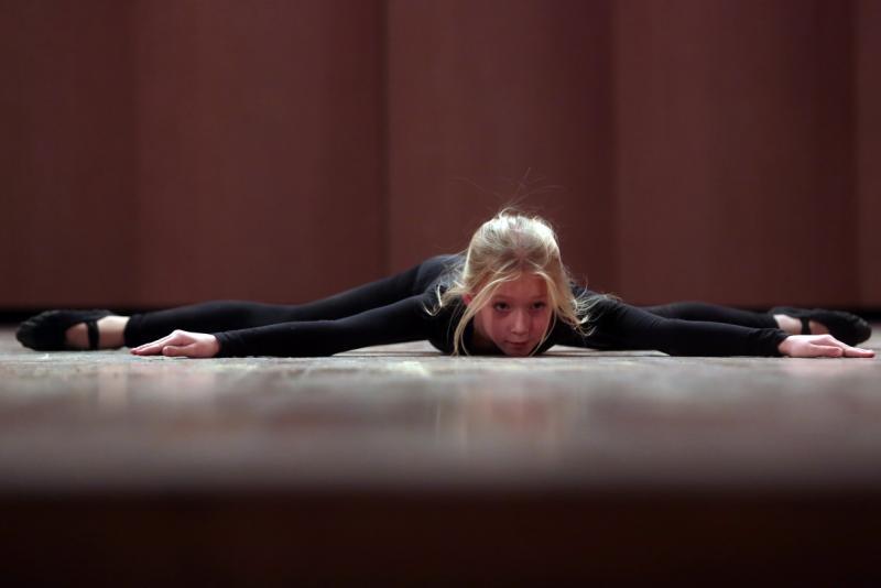 Призерами турнира «Весенняя капель» стали гимнастки из Щербинки