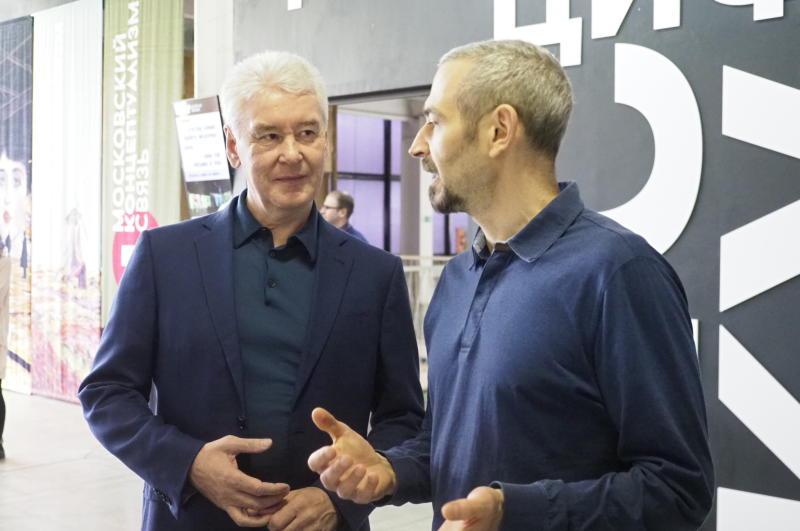 Собянин поддержал идею создания креативных технопарков. Фото: на фото Сергей Собянин
