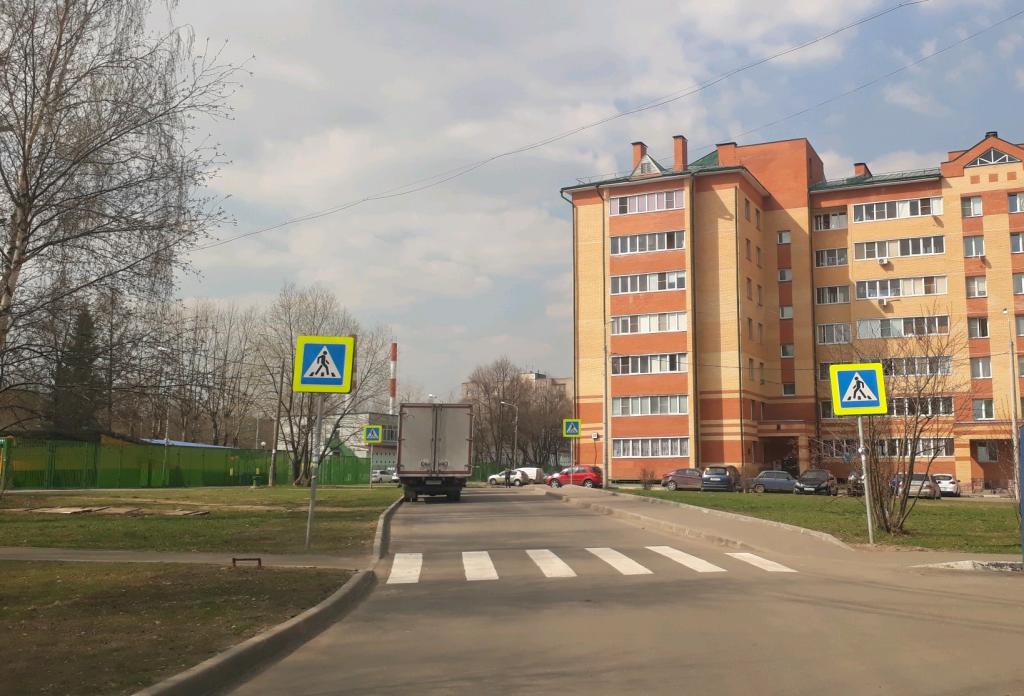 Дорожную разметку обновят в Рязановском