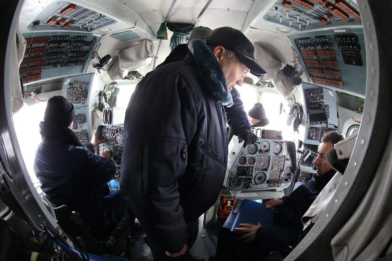 В Московском авиацентре отмечают День штурманов ВВС