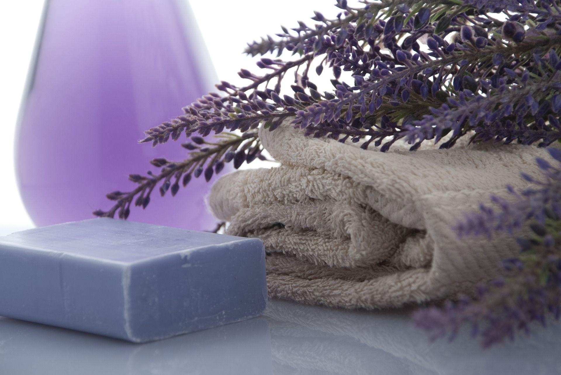 После мытья необходимо вытереться. Фото: pixabay.com