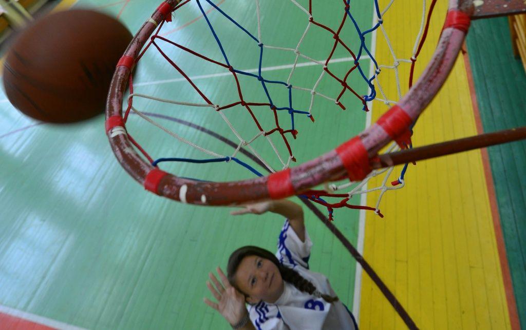 Женский баскетбол пройдет в Десеновском. Фото: Наталья Феоктистова, «Вечерняя Москва»
