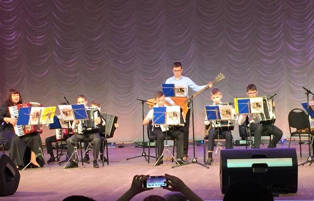 Баянисты и аккордеонисты из Вороновского выступят на фестивале. Фото предоставила Елена Токарева