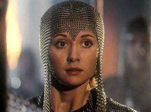 После участия в фильме «Крестоносец» ее приняли в Ассоциацию каскадеров России.