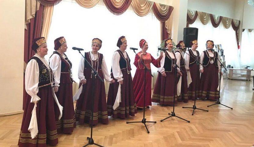 Развлекательно-спортивную программу организуют для пожилых жителей Вороновского