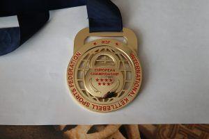 На этом соревновании Сергей побил свой личный рекорд. Фото: Владимир Смоляков