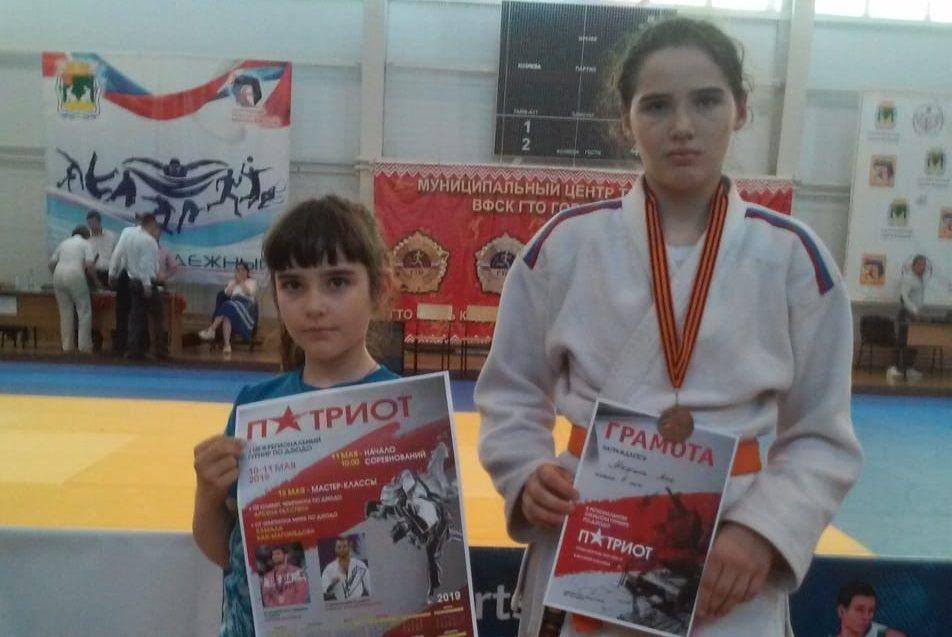 Спортсменка из Роговского заняла третье место в турнире по дзюдо